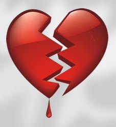 cuore spezzato tecnica di seduzione